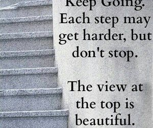 quotes and keep going image
