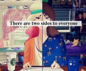 side, two sides, and everyone image