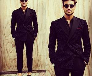 fashion, model, and mariano di vaio image