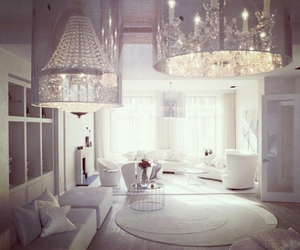 white, luxury, and home image