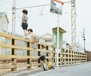 japan, kids, and child image