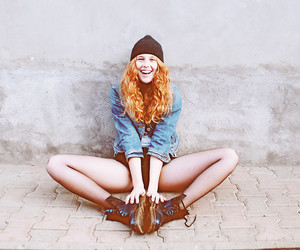 beuty, summer, and boots image