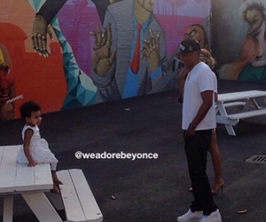 family, jayz, and blue ivy image