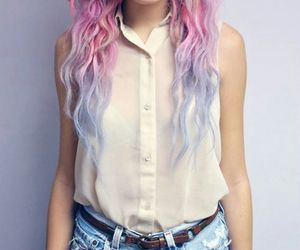 fashion, hipster, and purple image