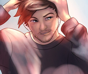 art, louis tomlinson, and one direction image
