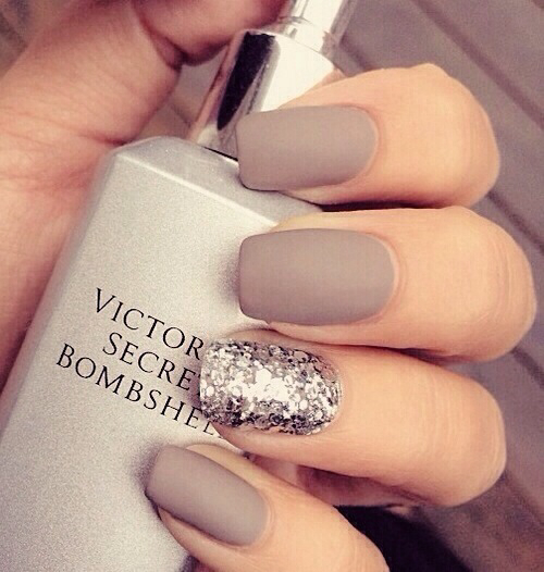 beige, bombshell, and nail image