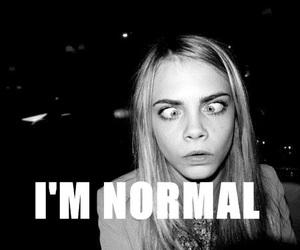 normal, cara, and model image