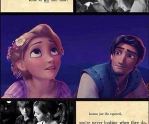 love, rapunzel, and boy image