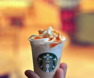 starbucks, coffee, and sweet image
