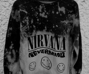 nirvana, grunge, and Nevermind image