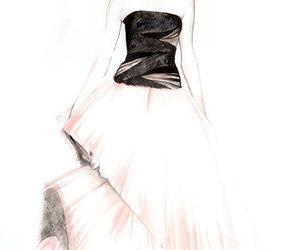 drawing and fashion image