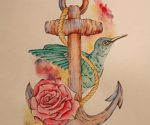 draw, pretty, and anchor image