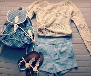 love it, pretty, and cute outfit image