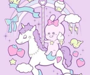 unicorn and パステル image