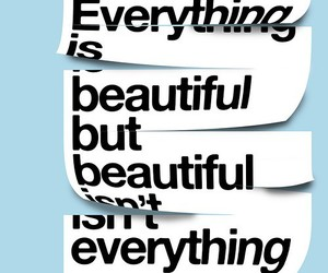 quotes, beautiful, and everything image