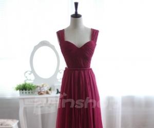 dress, prom dress, and bridesmaid dress image