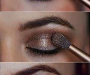 eyelash, fashion, and fashion girl image