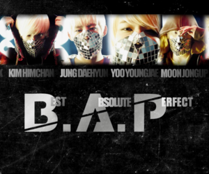 kpop, b.a.p, and b.a.p warrior image