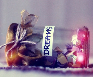 Dream and jar image