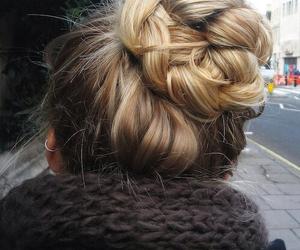cute hair, hair, and hairstyle image