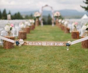 wedding and story image