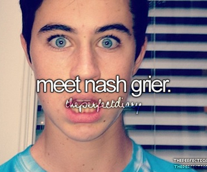 nash grier, nash, and grier image