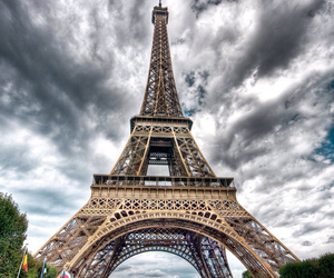 eiffel tower, paradise, and pictures image