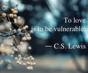 flower, quote, and vulnerable image