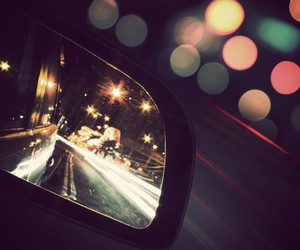 light, mirror, and car image