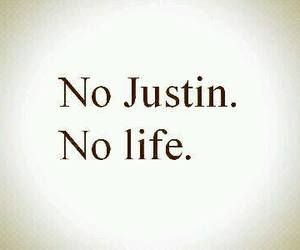 justin bieber and life image