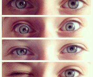 beautiful, eyes, and forever image
