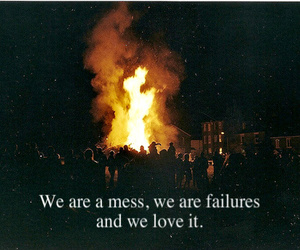 love, failure, and mess image
