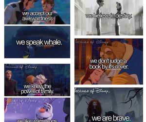 awesome, disney, and lol image