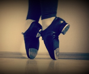 dance, tapdance, and love image