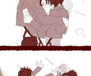 Erwin, euri, and hugging image