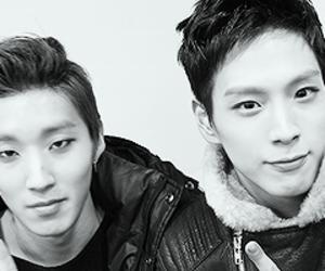 kpop, korean boy, and channie image
