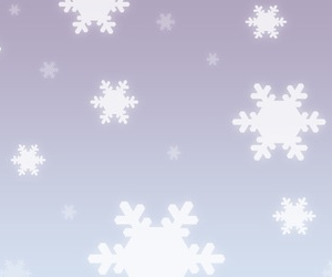 snowflake and winter image