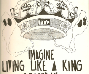 pierce the veil, king for a day, and kellin quinn image