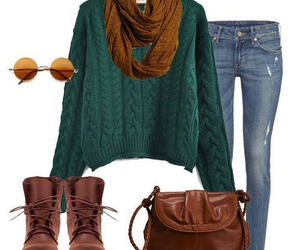 autumn, style, and outfit image