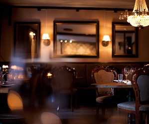 restaurant and luxury image