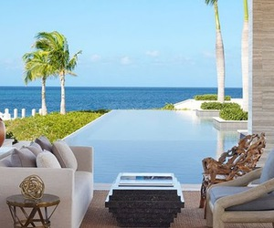 luxury, pool, and amazing image
