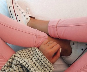 combination, converse, and pastel image
