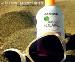 beach, sunglasses, and photography image