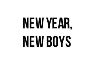 boy, new year, and new image