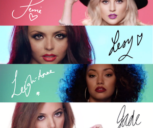 little mix, Move, and jade image