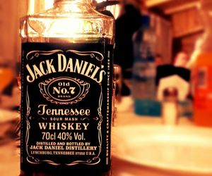 old, whiskey, and jack daniel's image
