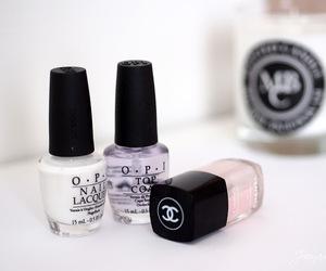 chanel, opi, and nail polish image