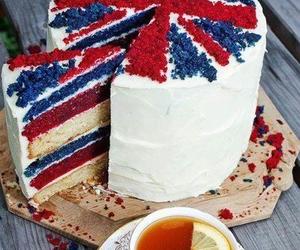 cake, food, and uk image