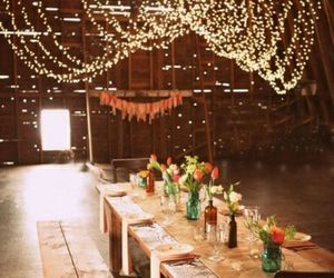 country, wedding, and cute image