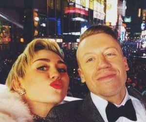 ben, miley, and cyrus image